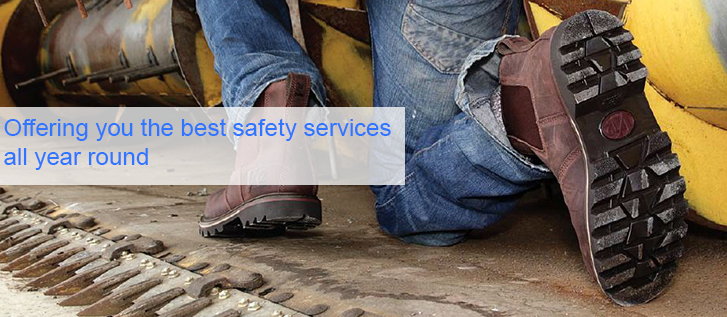 Offering you the best safety services all year round