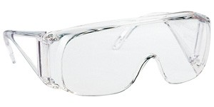 Pulsafe POLYSAFE Clear Visitor Safety Spec