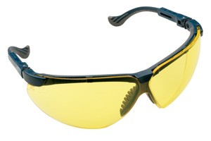 Pulsafe XC HDL Yellow Lens Safety Spec