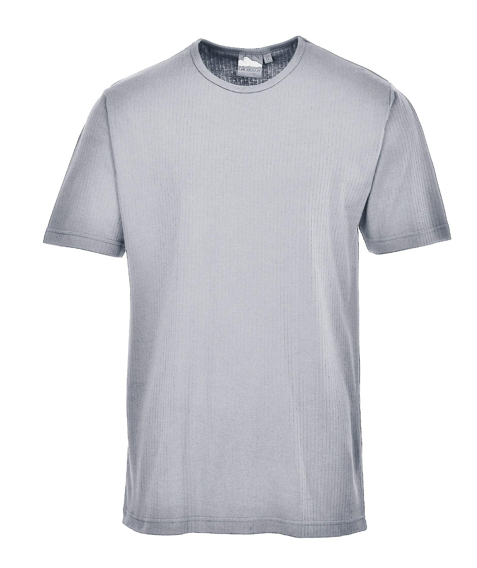Short Sleeve Thermal T Shirt