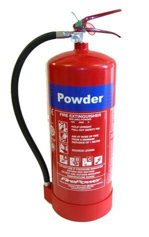 9 Kg Dry Powder Fire Extinguisher