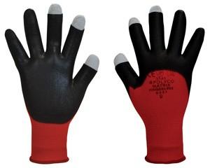 Matrix Fingerless Polyurethane Coated Glove