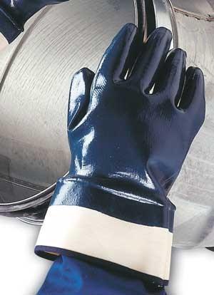 Nitron Glove with Safety Cuff