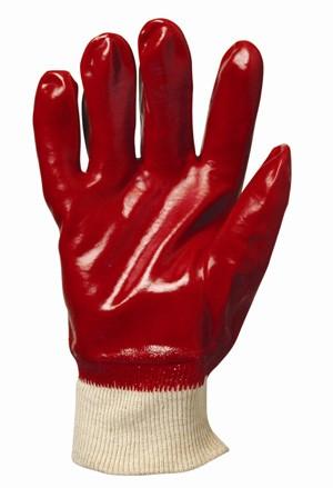 Red PVC KW Glove