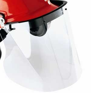 Pulsafe SUPERVIZOR Replacement Polycarbonate Visor