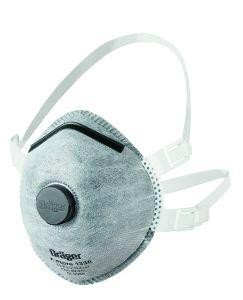 X-plore 1330 FFP3v Pre Formed Disposable Odour Mask