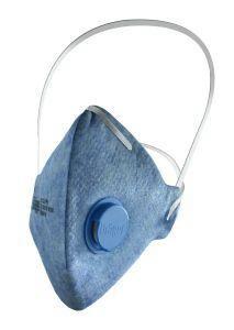 X-plore 1710 FFP1v Fold Flat Disposable Mask