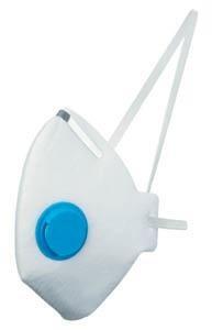 X-plore 1730 FFP3v Fold Flat Disposable Mask