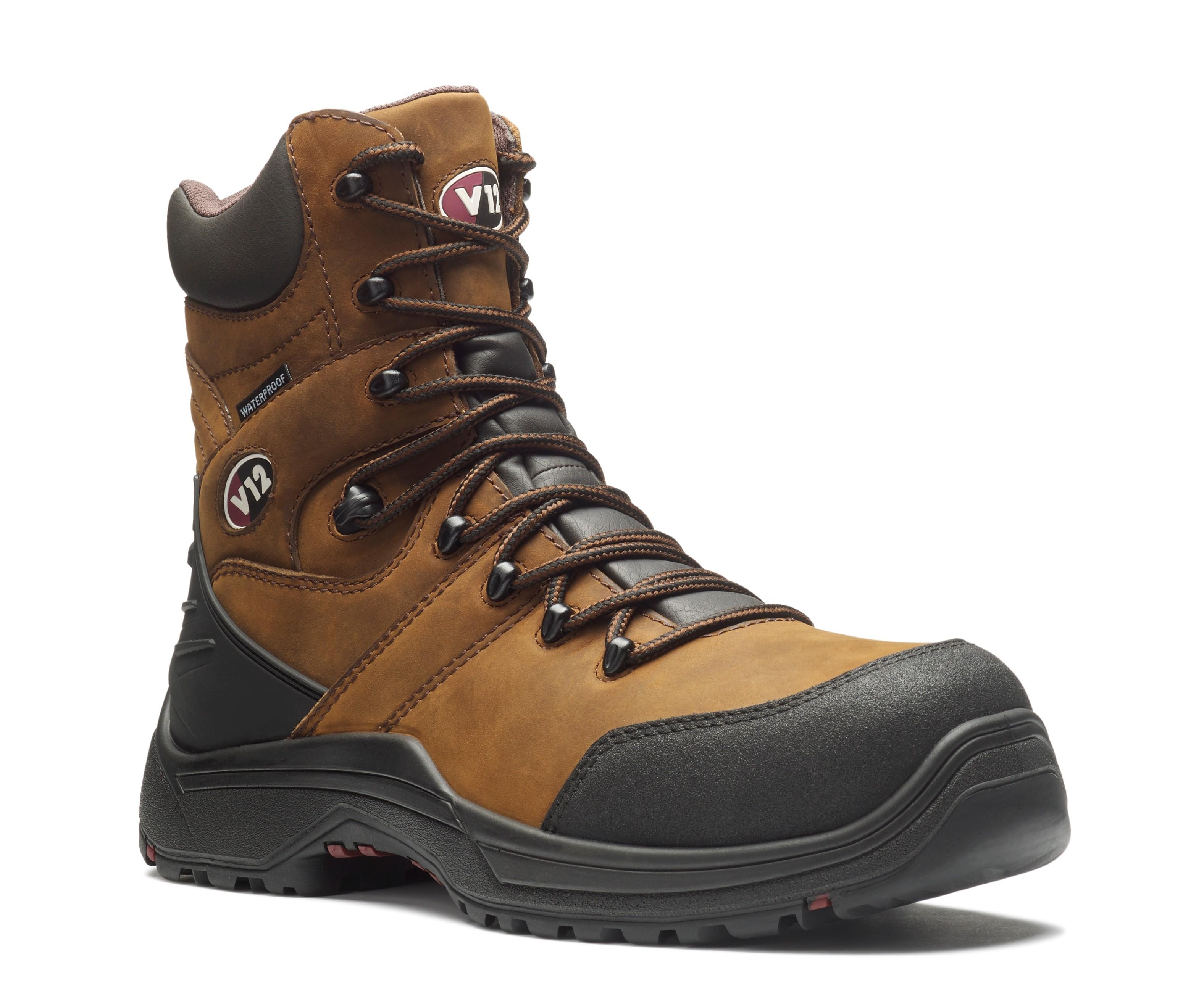 V12 ROCKY IGS Hiker Boot (WATERPROOF + SIDE ZIP)