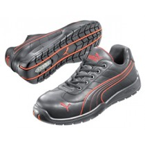 Puma Leather Motorsport Style Safety Shoes