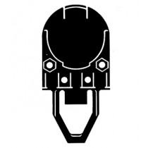 Bilsom Leightning 3711 Helmet Ear Defender/Visor Carrier Adaptors
