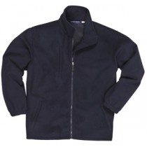 BuildTex Laminated Fleece Jacket