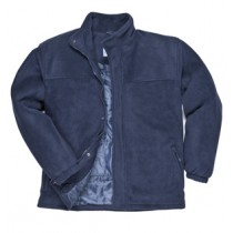 Yukon Quilted Fleece jacket