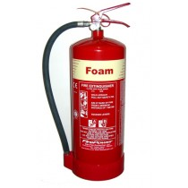 6 Litre AFFF Foam Fire Extinguisher