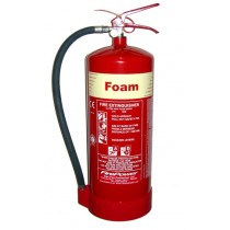 9 Litre AFFF Foam Fire Extinguisher
