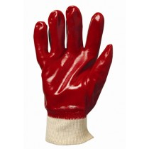 Red PVC KW Glove