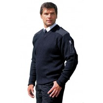 RTY Security Style V Neck Sweater