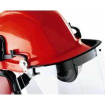 Pulsafe SUPERVIZOR Helmet Mounted Visor Carrier
