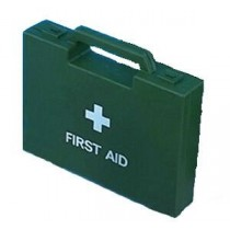 PCV First Aid Kit with Carrying Handle