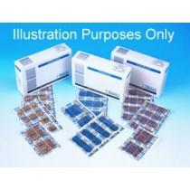 Washproof Adhesive Plasters 7.5cm x 5cm