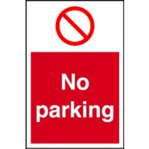 Self Adhesive Vinyl Safety Sign 200 X 300MM