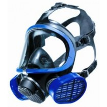 X-plore 5500 Twin Filter Full Face Mask