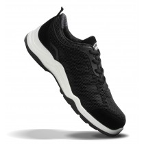 V12 VITAL ACTIVE Black Safety Trainer Shoe
